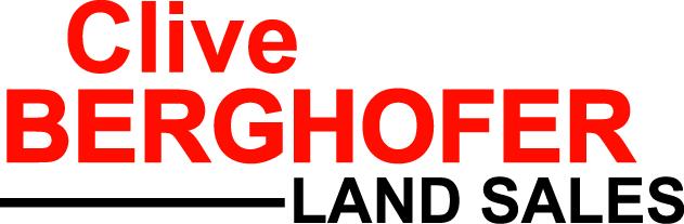 Clive Berghofer landsale Logo
